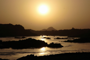 Upper Nile River. Source: David Haberlath, distributed under CC-BY 3.0 license.