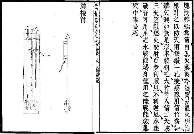 Ming arrows