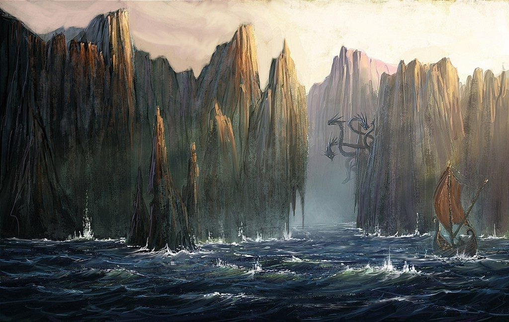 Between Scylla and Charybdis. Source: Flickr