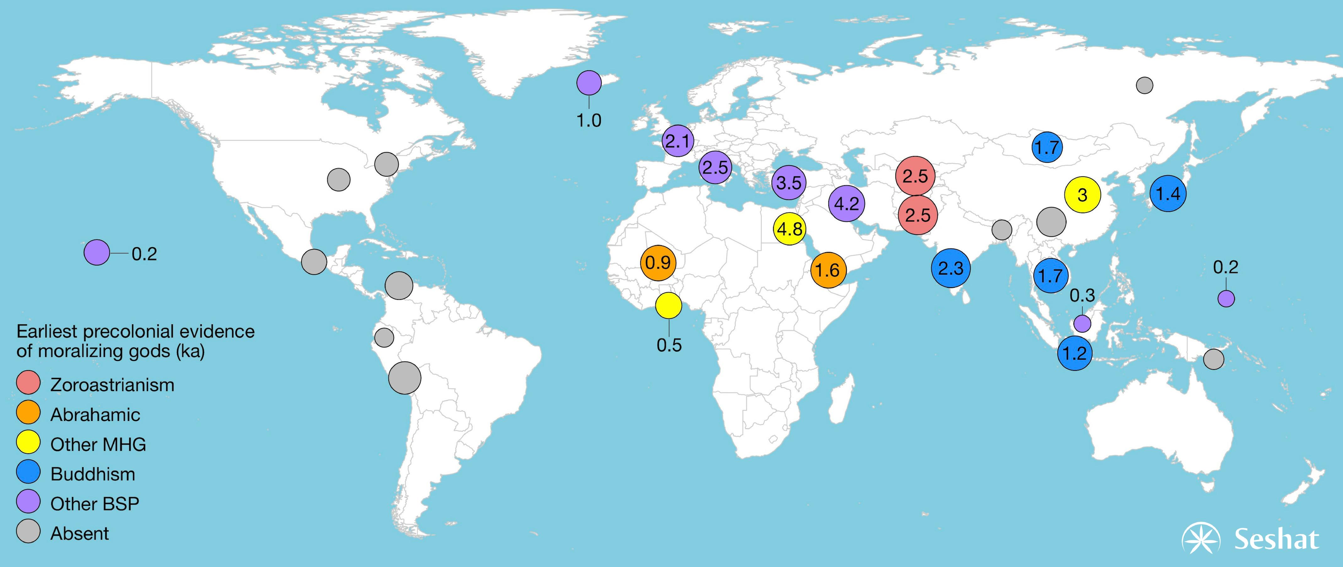 Blog Archives - Seshat: Global History Databank